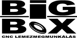 Big-Box Kft. CNC lemezmegmunkálás